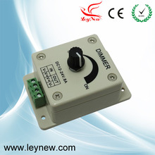 Professional Quality LED Dimmer with Rotary Switch