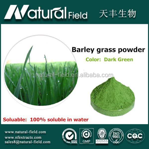 green foods pure Barley grass powder,vitamineral barley powder