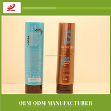 Fashion empty cream tube, best sleep mask packaging tube suitable all skin types
