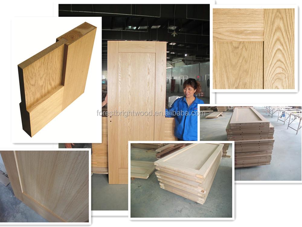 Fancy oak veneer modern interior glass doors design buy for 1 panel inlaid oak veneer door