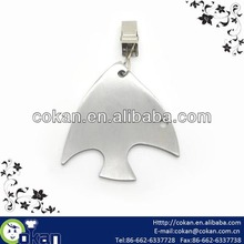 Fish Shape Stainless Steel Tablecloth Weight Clip CK-TC007