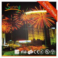 Hot New Products For 2013 fireworks show, led light tree LED fireworks light