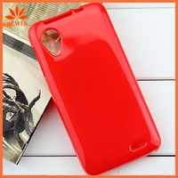 2014 new product leather flip open case for iphone 4/4s
