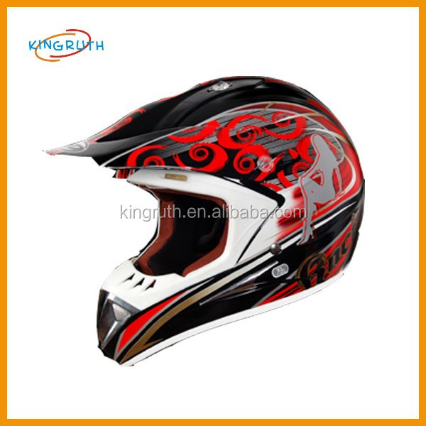 Wholesale unique half face free motorcycle helmets