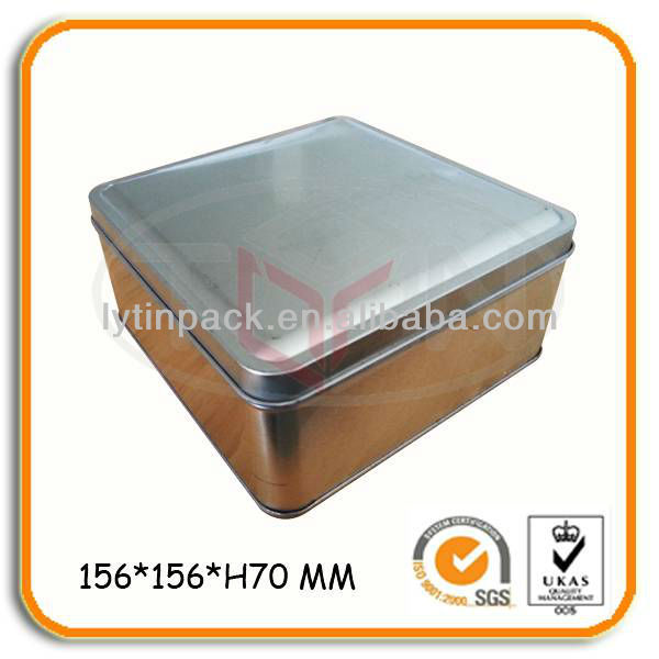 Custom Metal Tin Box Packaging