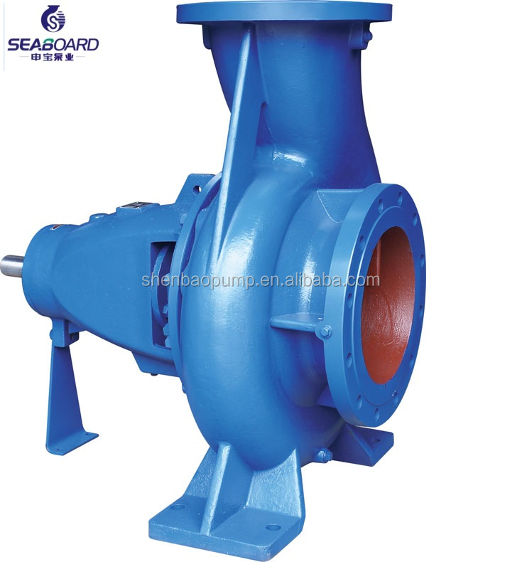 XA series of end suction pump as <strong>k</strong> s b centrifugal pump