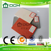 high quality fiber cement board corrugated cement sheet