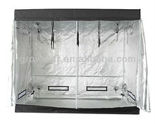 Hydroponic indoor use non toxic grow tent