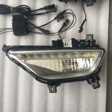 DRL FOR 2014 HYUNDAI ELITE I20 DRL DAYTIME RUNNING LIGHT