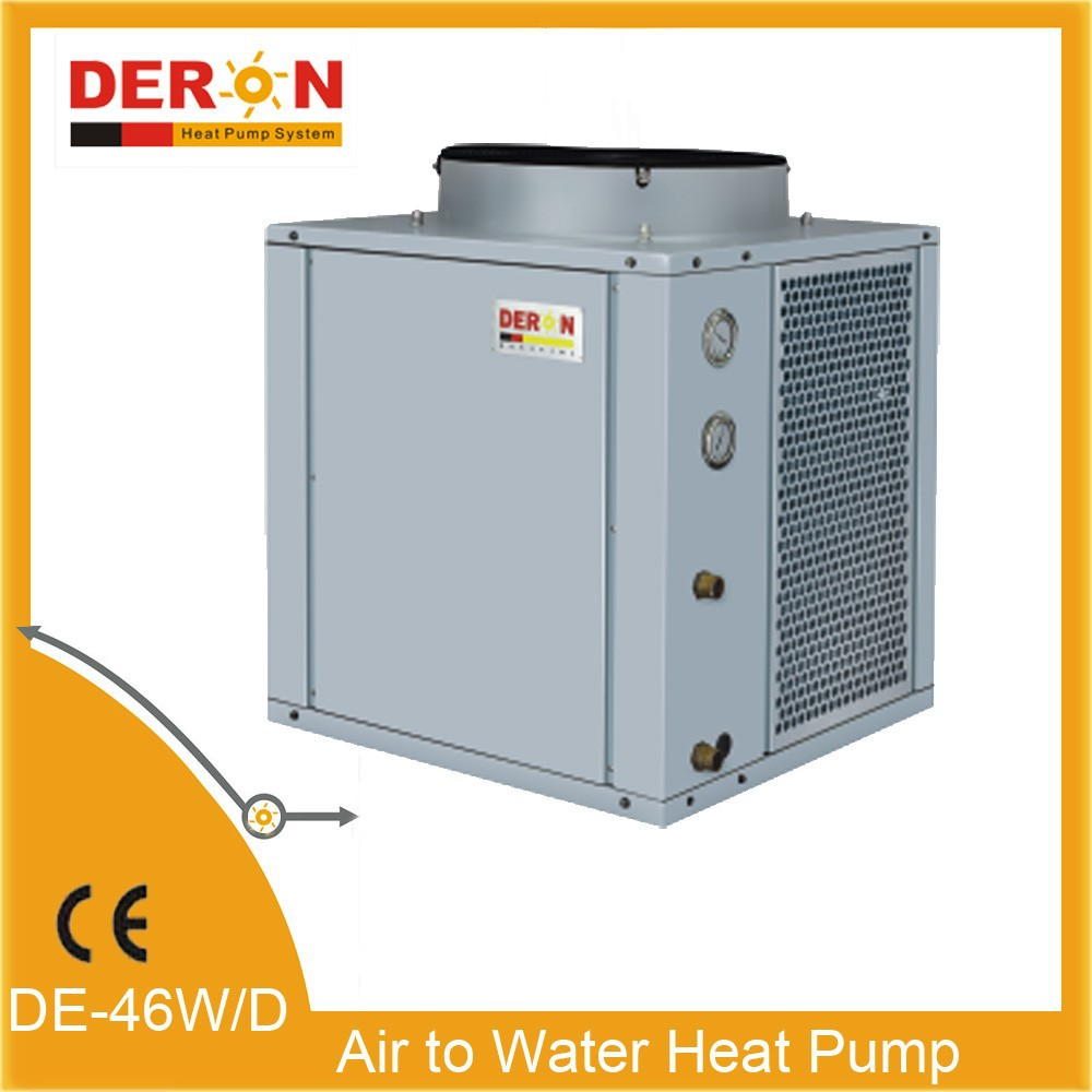 19KW R410a Monoblock DC Inverter Heat Pump, air to water heat pump
