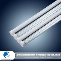 Seeding breeding 20W T8 integrated 1.2m PC shell t8 led tube grow light