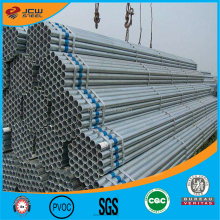 2017 china cheap gi round pipe / weight of gi square pipe / gi pipe thickness for class c