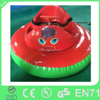 Parent-child water bumper boats Inflatable Bumper Float Boat for sale