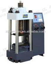 Laboratory Equipment, Hydraulic Press Machine, Pressure Testing Machine