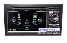 7 inch car dvd for Audi-A4 S4 car Stereo GPS Navigation Headunit Autoradio Navi System
