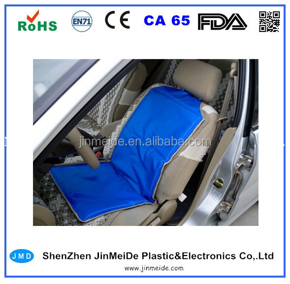 Cooling Car Gel Seat Cushion / Car Seat Ice Mat / Cooling Gel Cushion for Car
