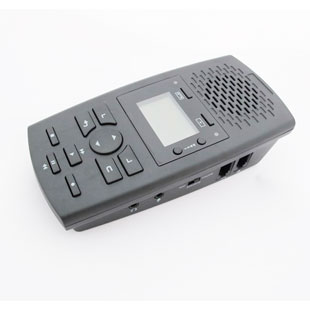 SR120 Digital Telephone Voice Recorder Call Surveillance With 1.5-inch Screen and Answer Machine
