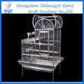 Antique Large Parrot Cage Stainless Steel Cage Manufacture Wholesale