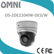 HIK DS-2DE2204IW-DE3/W 2mp H.265 2.5 Inch Infrared Network HD Mini PTZ Camera