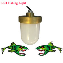 12V led underwater fishing light Flounder fishing led light for night fishing lighting