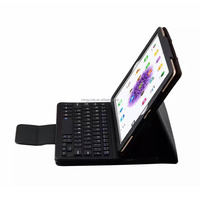 2 in 1 function PU case for ipad air air2 pro9.7 tablet french keyboard case