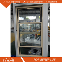 2016 Newest Style Residential Aluminum Hinged Windows