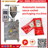 JB-150J Automatic Vertical Sauce Tomato Paste Packaging Machine Viscous Thick Liquid Packing Machine with CE in Shanghai