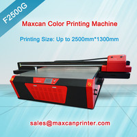Maxcan F2500 Gen5 pens key chain building blocks printing machine gifts printers for kids