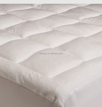 Overfilled Ultra Soft Quilted Microplush Mattress Pad Mattress Cover hotel and family use SGMP-29