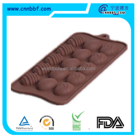 Silicone cookie mold non stick baking tools baking pan silicone mold