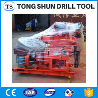 100m drilling depth small mini water well drilling machine