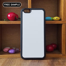 2D sublimation printing phone case for iPhone6 6s blank mobile phone case L/C payment