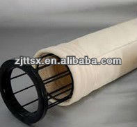 PPS with PTFE Cement Filter bag
