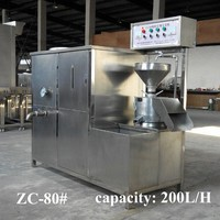 automatical soya milk/ soymilk making machine with CE APPROVAL