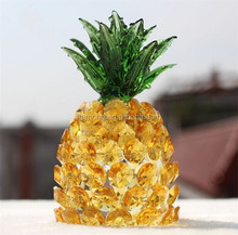 Crystal Pineapple in Carving Crafts,Crystal Pineapple Gift in Crystal Crafts,Crystal Pineapple in Folk Crafts