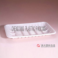 ChengXing brand wholesale pp disposable plastic party trays