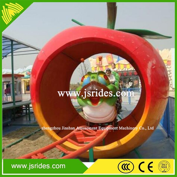 Theme park amusement ride kiddie roller coaster equipment