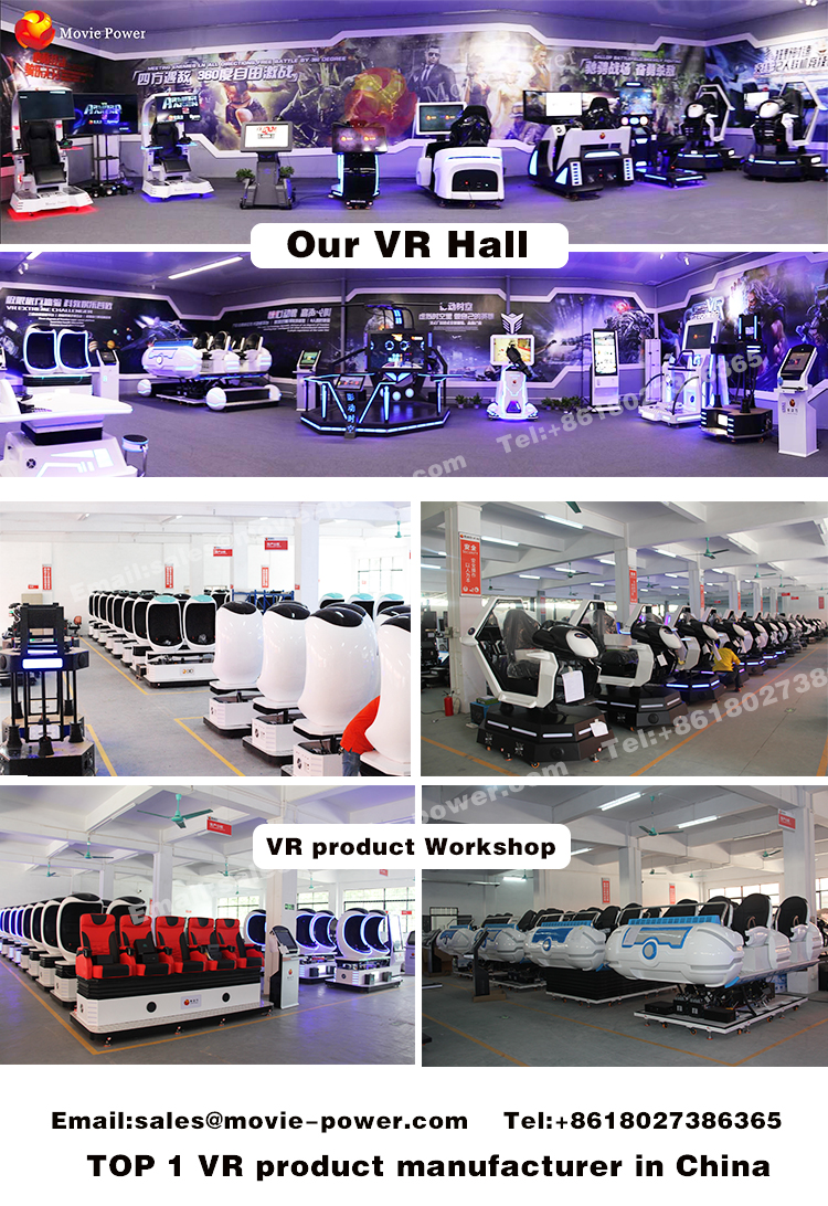 Business Idea Vr Theme Park Family Entertainment Play Center Funny Entertainment Equipment For Sale