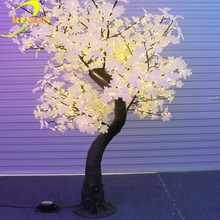 Wedding Outdoor Lighted Artificial Led Maple Tree