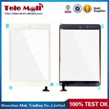 digitizer with ic connector with home button for iPad mini 2