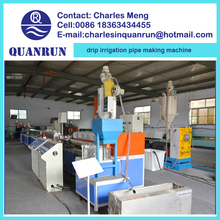 Column Dripper Irrigation Pipe Production Line