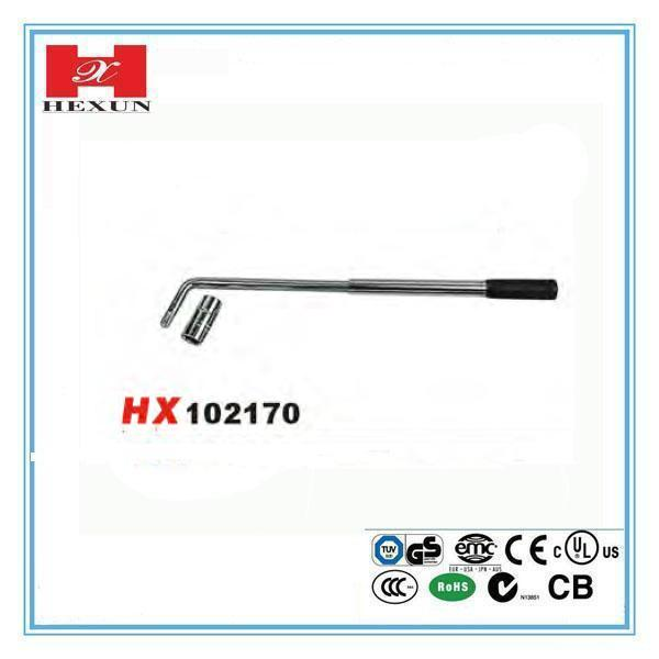 L type tyre wrench