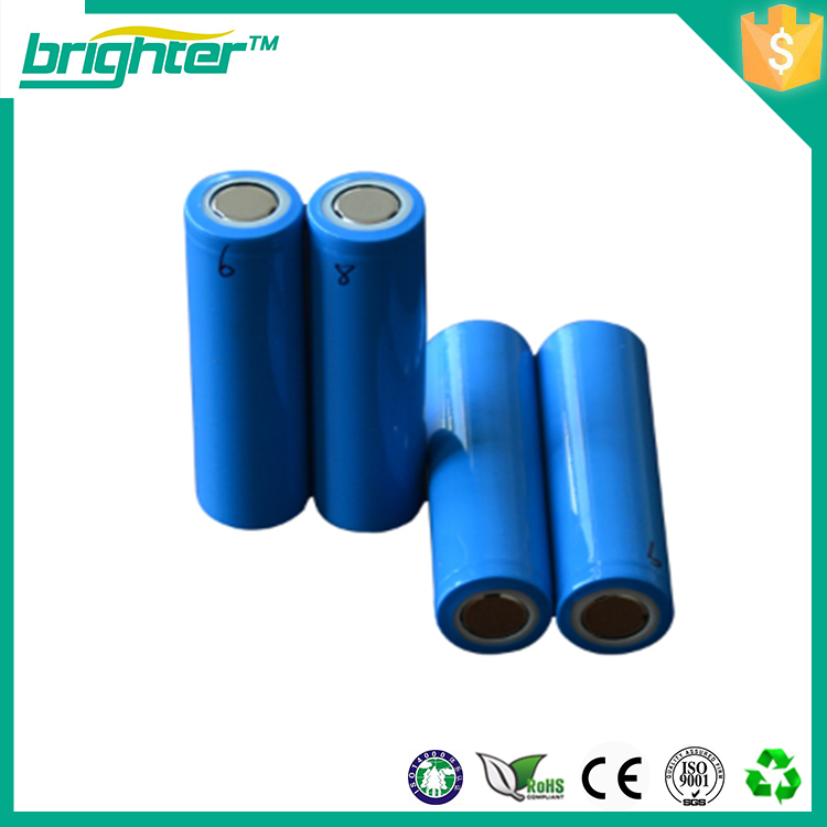 14500 3.7V 400mAh rechargeable lithium AA battery