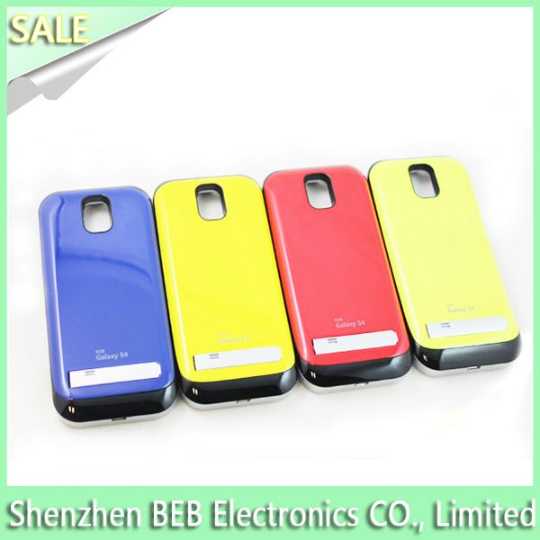 3500mah portable battery charger for Samsung galaxy S4 with cheap price