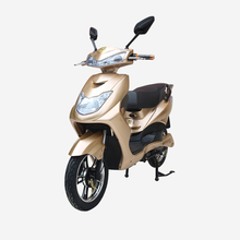 2017 new arrival 500w powerful adults electric moped motorcycle style