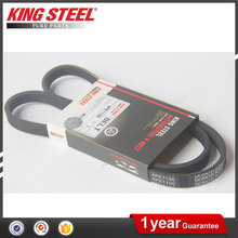 KINGSTEEL Car Spare Parts 4PK1100 timing belt for Toyota COASTER 3RZ-FE