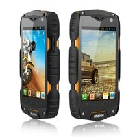 original ZUG3 MANN Brand quad core mobile phone waterproof dustproof shockproof phone IP68 4inch dual SIM 3 colors