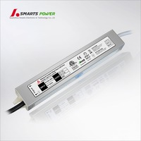 mini slim size 30w ac dc converter waterproof 12v led driver
