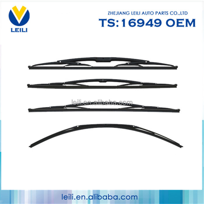 Conventional Durable Factory wiper blade with spray nozzle