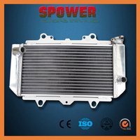 Motorcycle Radiator for KAWASAKI Z1000 parts radiator oil cooler